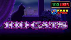 100 CATS ~ joaca pacanele online / Jocuri ca la aparate