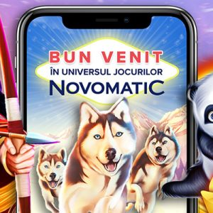 Betano a introdus 47 de jocuri noi de la NOVOMATIC