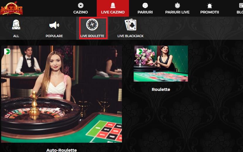 joaca ruleta online
