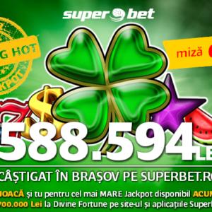 SECRETELE UNUI SUPERJUCĂTOR CARE A CÂȘTIGAT LA SUPERBET UN JACKPOT DE PESTE 100.000 EURO!