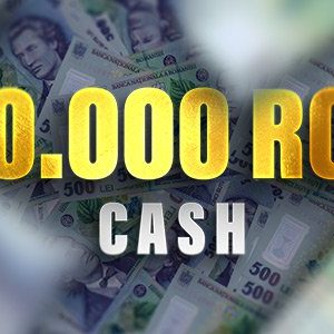 Turneu de 50.000 RON cash si 500 rotiri la MAXBET