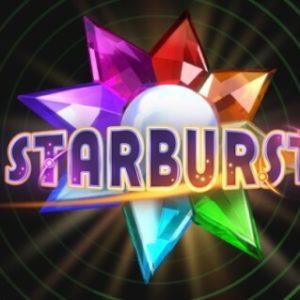 5000 rotiri gratuite la Starburst astazi