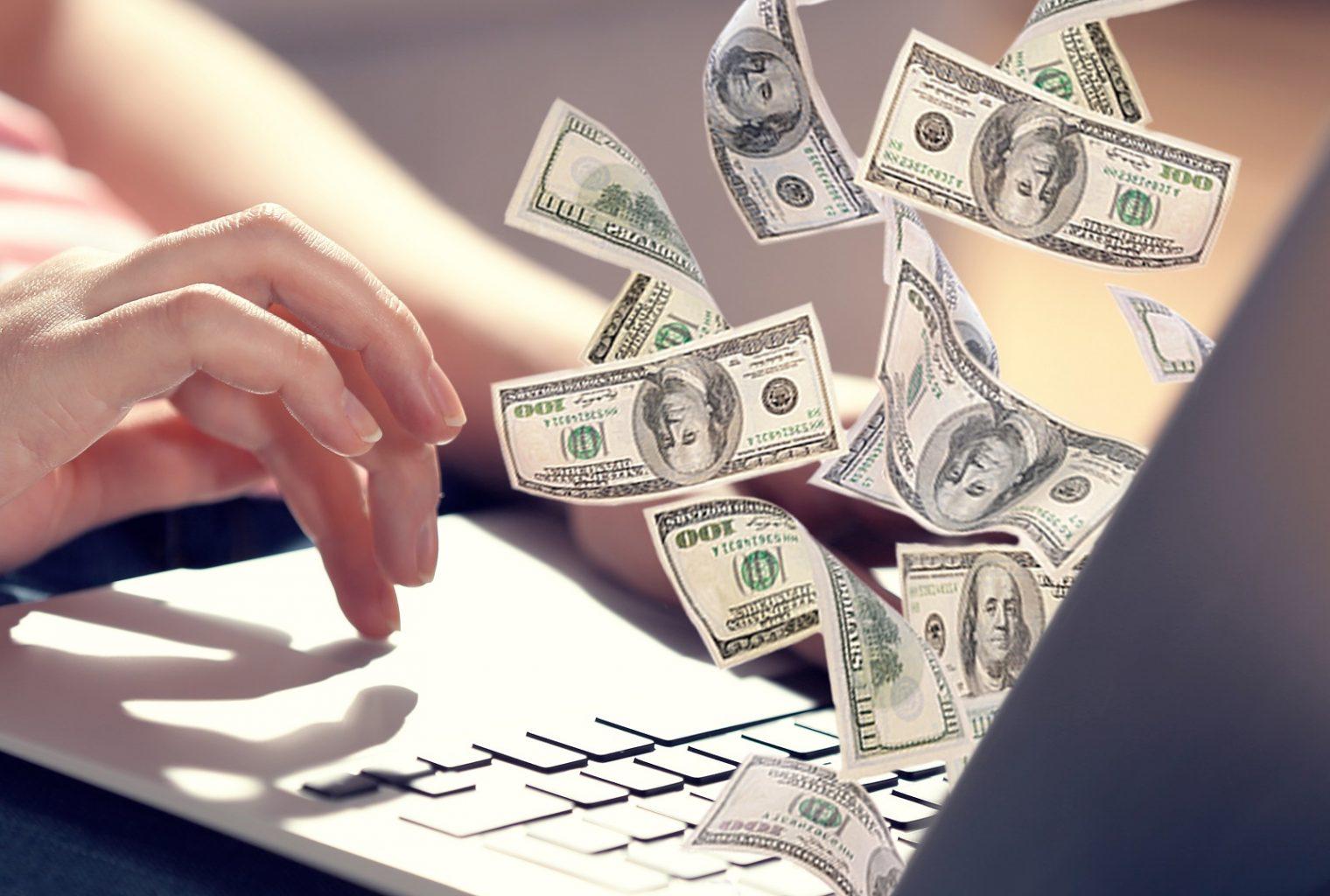 faceți bani retrăgând bani către plătitor