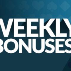 Efectueaza 3 depuneri la inceputul saptamanii pentru a primi 1 500 RON bonus