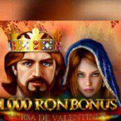 De Valentine's Day primesti 1 000 RON bonus