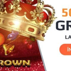 50 rotiri gratuite FARA DEPUNERE la Shining Crown pentru jucatorii noi