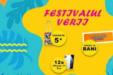 Festivalul Verii are premii de 375000 RON