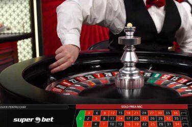 Joaca astazi la ruleta si poti castiga 250 RON bonus