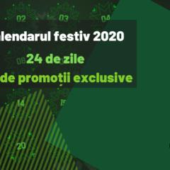 Calendarul Festiv te asteapta ASTAZI cu 20 rotiri gratuite