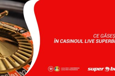 Premii de 20000 RON in cazinoul live