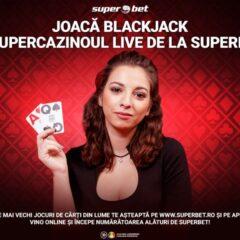 Obtine un blackjack in weekend si castiga un bonus de 50 RON