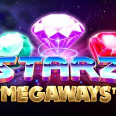 Te asteapta 60 rotiri gratuite in aceste zile la Starz Megaways