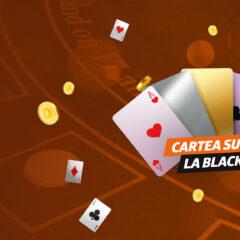 In fiecare joi poti castiga 100 lei pe ora in Jetoane de Aur jucand Blackjack