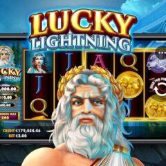Castiga in acest weekend 30 rotiri gratuite la Lucky Lightning