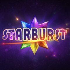 Participa la turneul Starburst cu premii totale de 50 000 lei